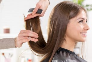 How to Cut Your Hair - Know When To Cut Dry Hair